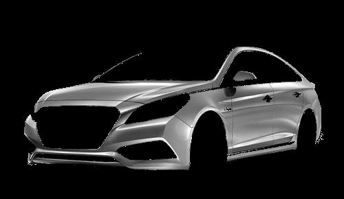 Цвета кузова Sonata Hybrid